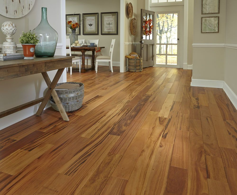 Golden Acacia Hardwood Flooring