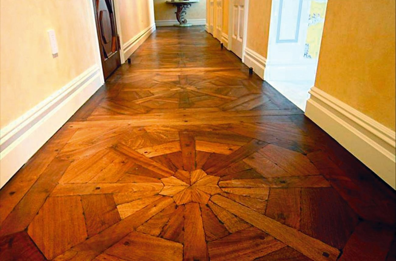 High Color Vibration Laminate Flooring