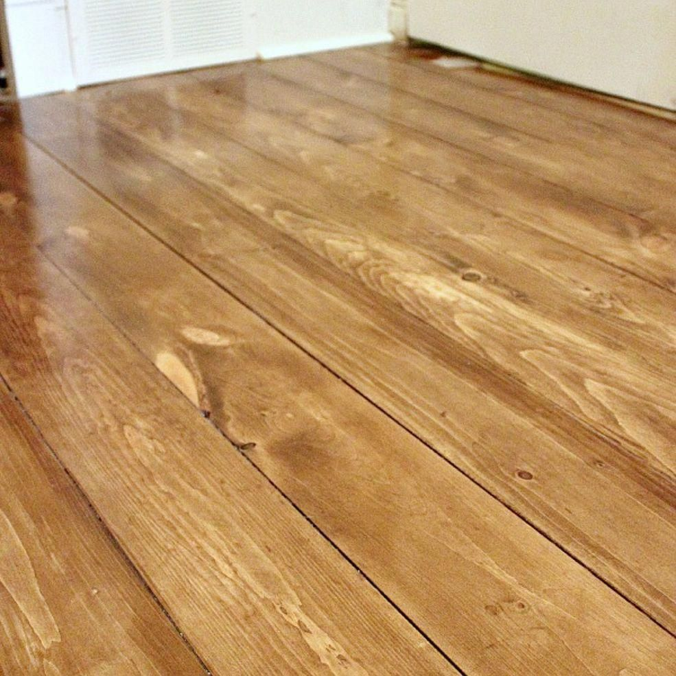 Honey Laminate Flooring