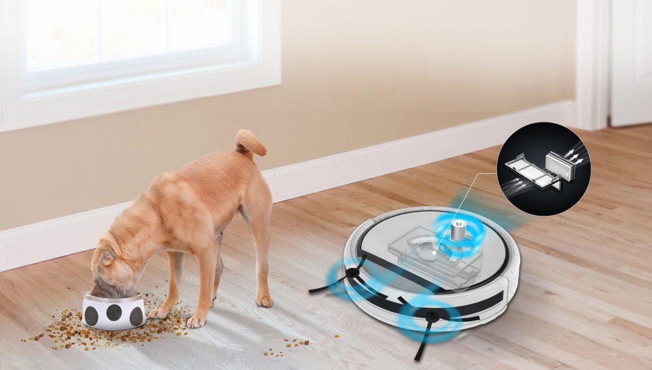 ILife V3 pro Robot Vacuum Cleaner