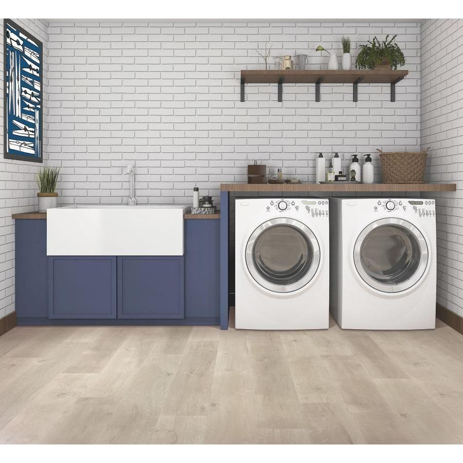 Laminate Flooring For Laundry Room