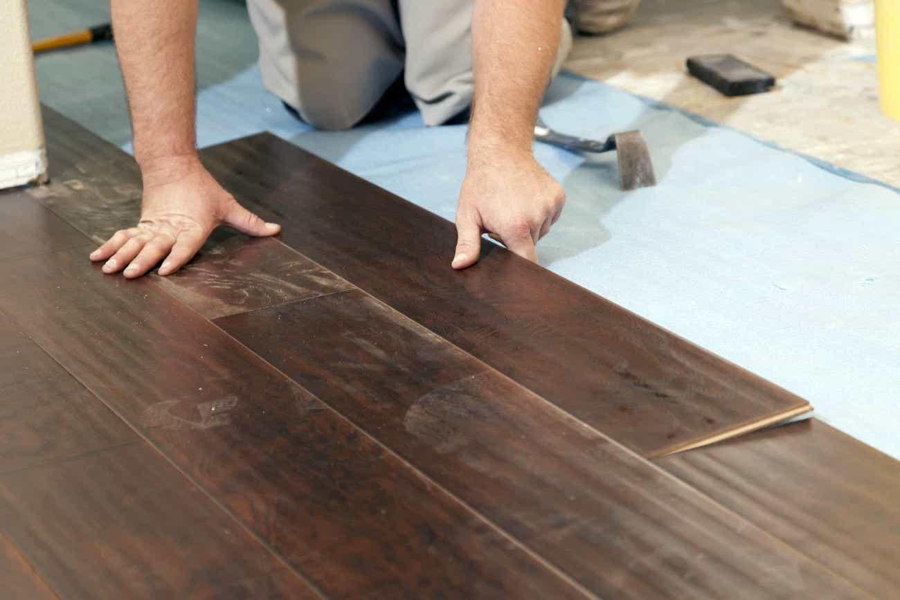 Laminate Wood Flooring Installation