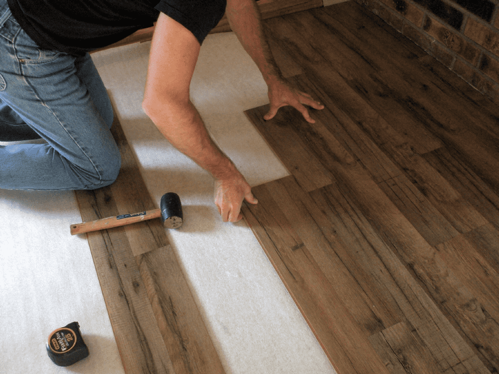 Laminate Wood Flooring Maintenance