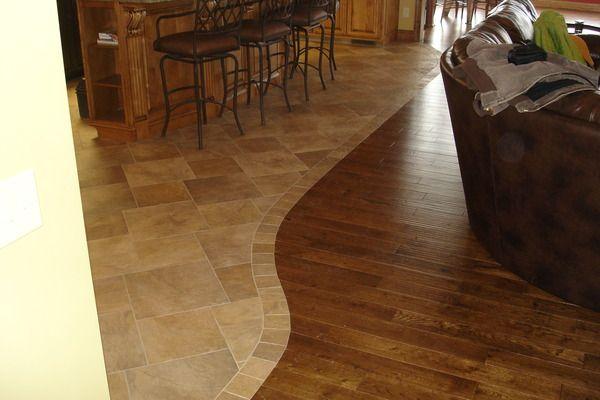 Laminate Wood Tile Flooring