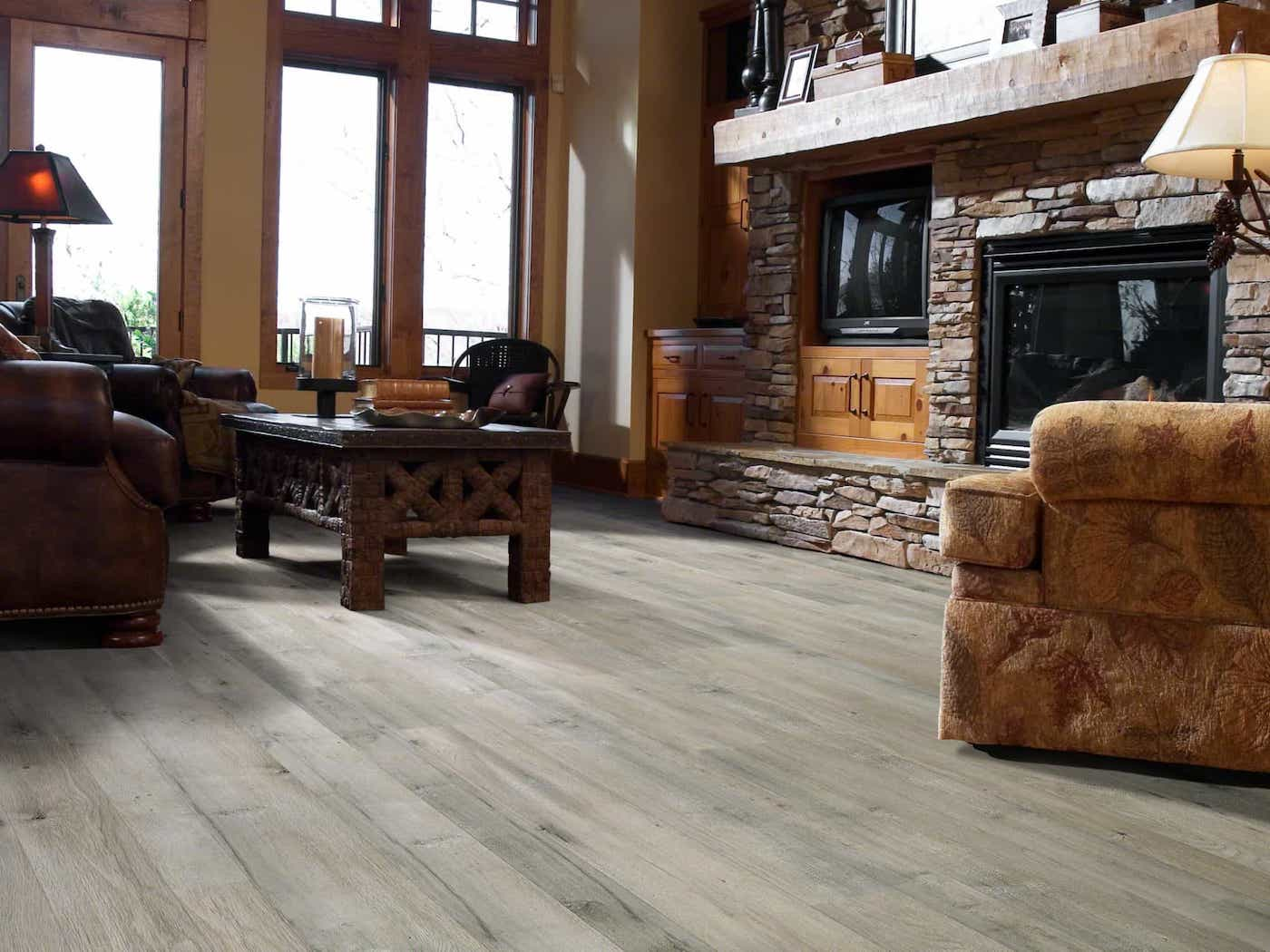 Living Room Laminate Flooring Ideas