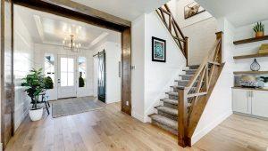 Modern Laminate Flooring Stairs Ideas