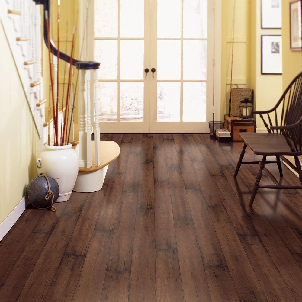 Mohawk Toasted Chestnut Laminate Flooring