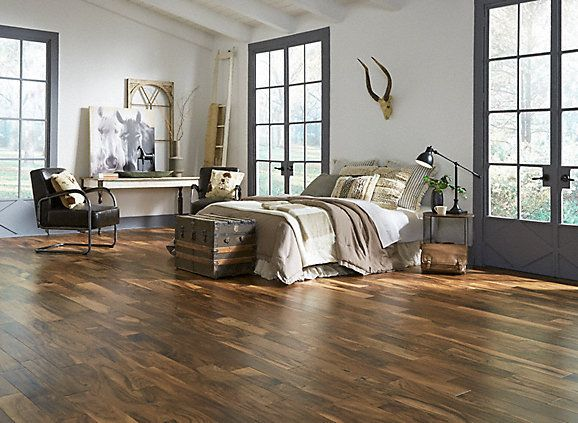 Natural Acacia Engineered Hardwood Flooring