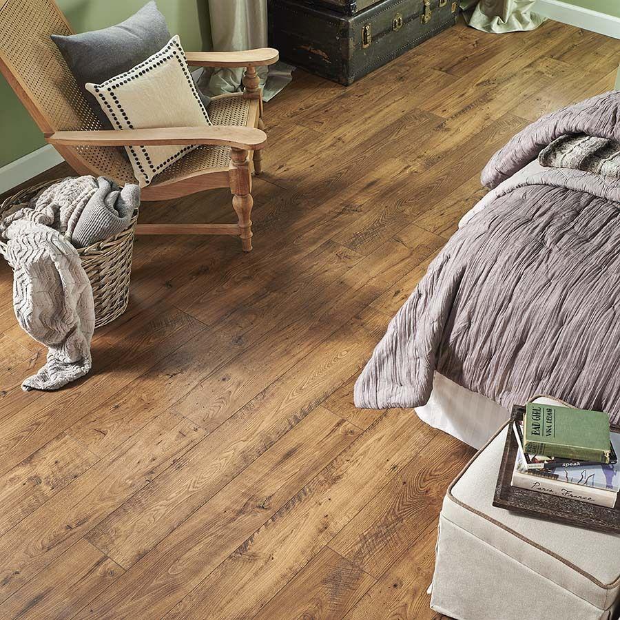 Pergo Amber Chestnut Laminate Flooring
