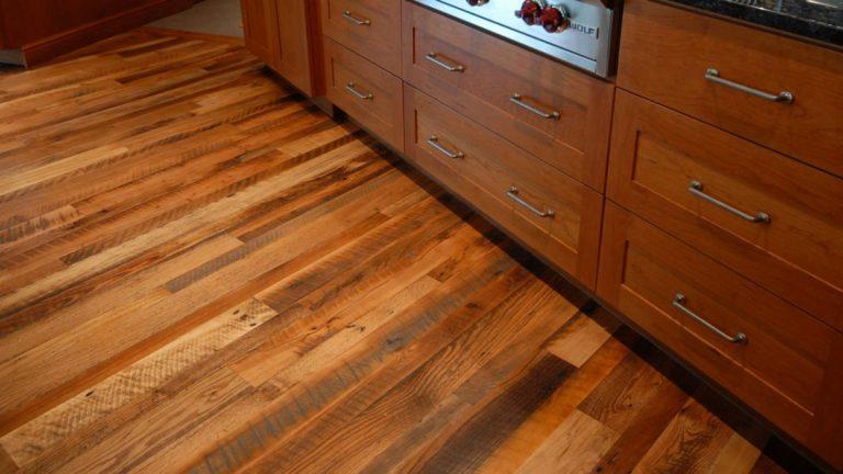 Rustic Hardwood Flooring