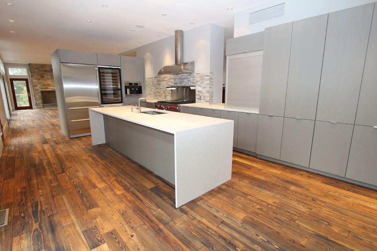 Rustic Pine Prefinished Hardwood Flooring