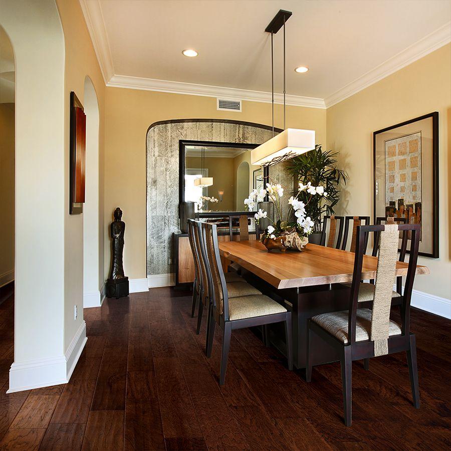 Rustic Solid Hardwood Flooring