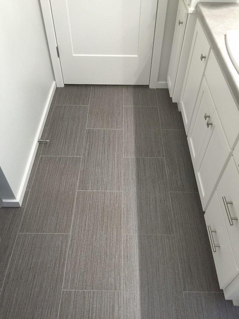 Square Edge Design Laminate Flooring in Bathrooms