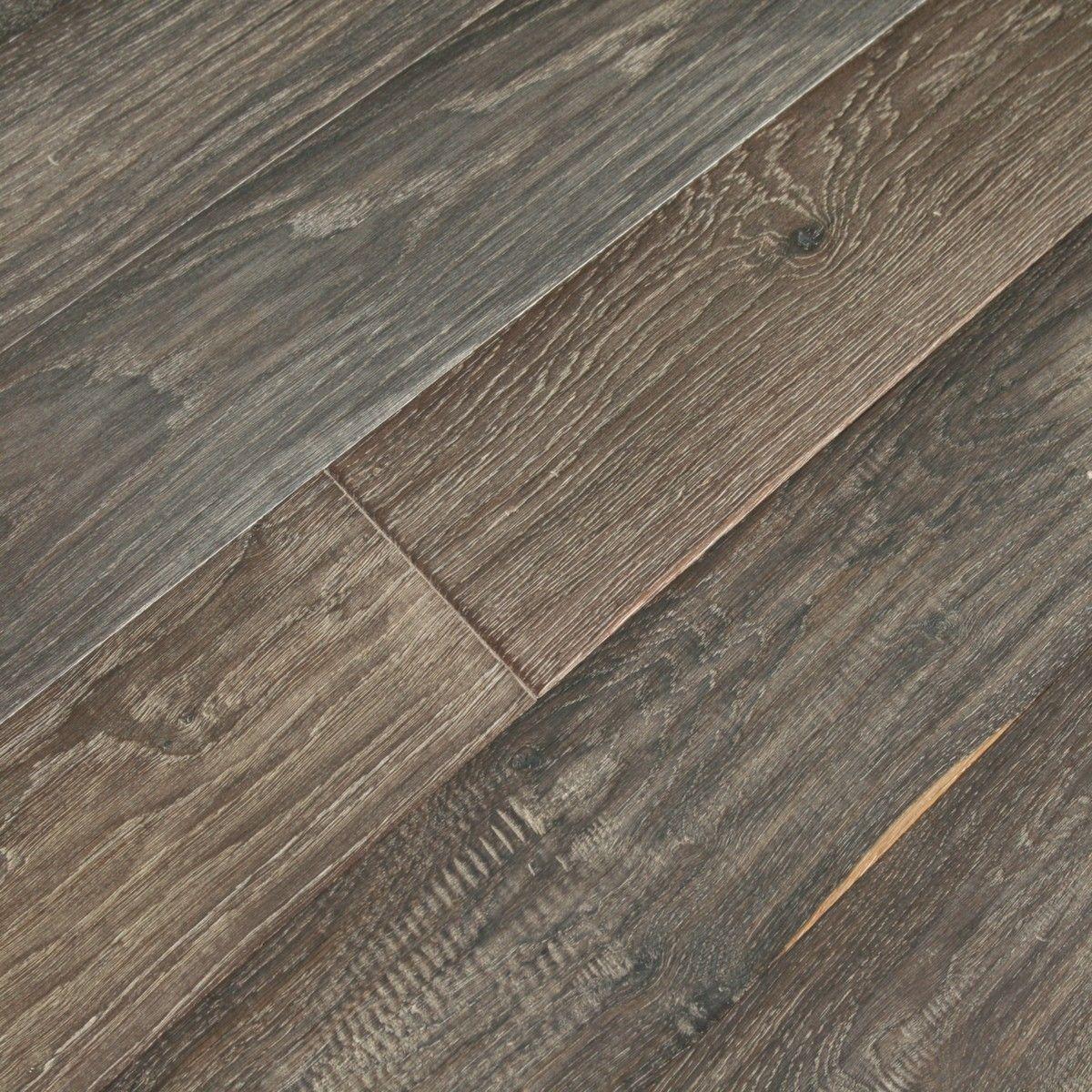 Traditional Oak Prefinished Hardwood Flooring