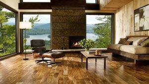Types of Acacia Hardwood Flooring