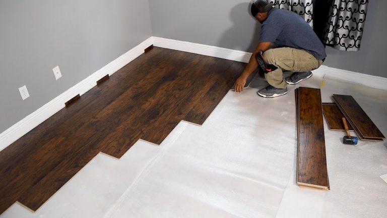 Why Laminate Flooring