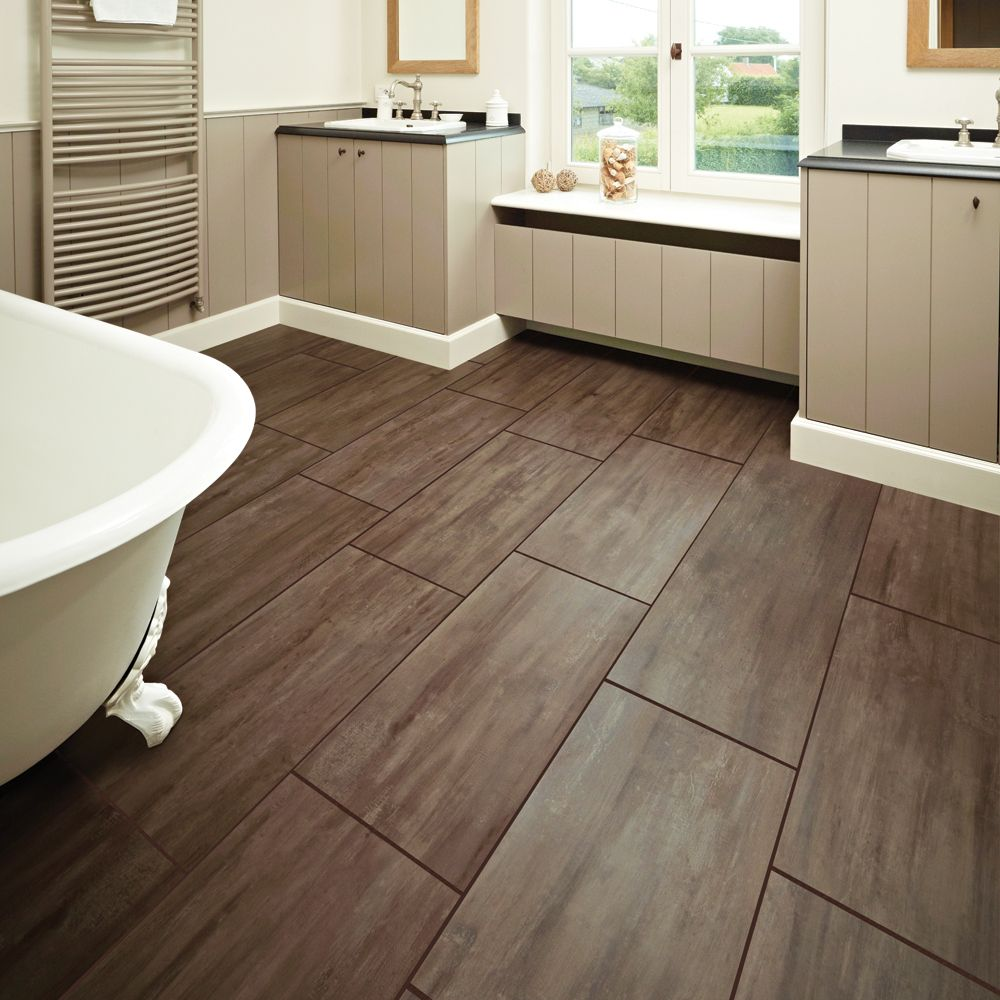 best laminate wood flooring for bathrooms