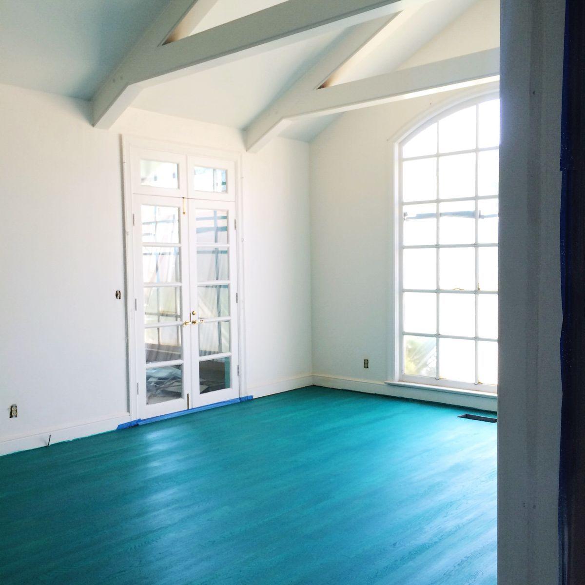 blue laminate flooring ideas