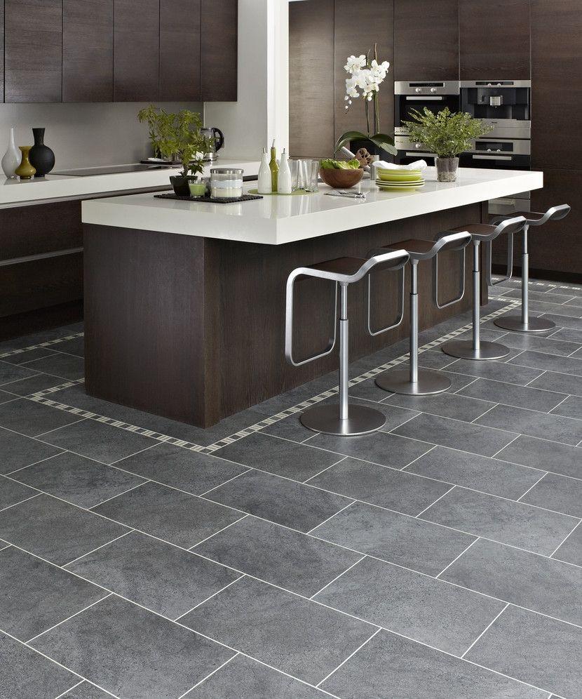 laminate flooring for kitchen that looks like tile