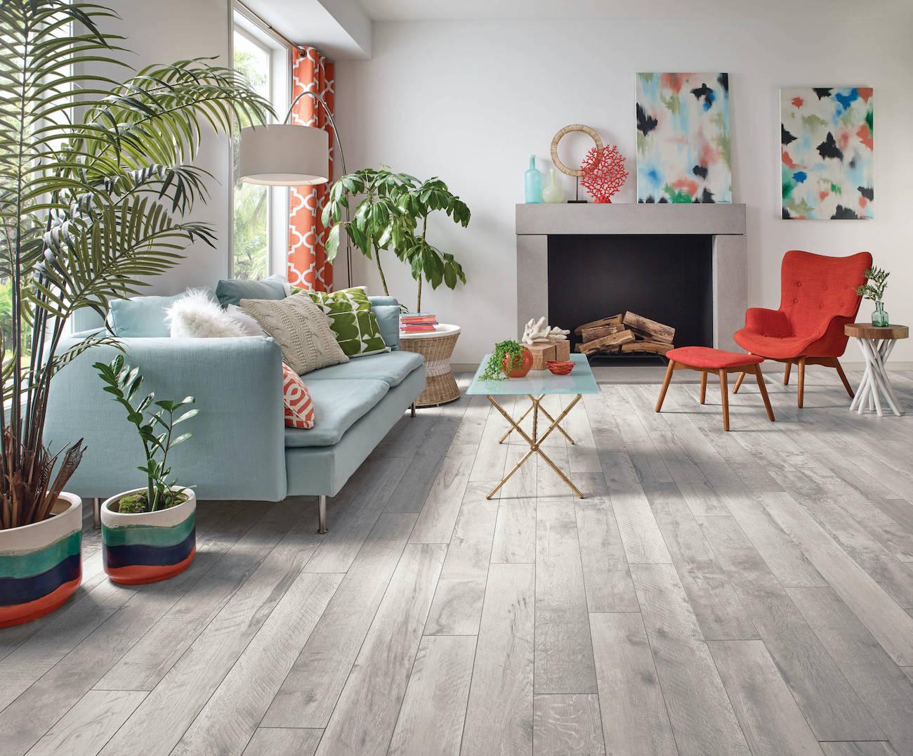 light gray laminate flooring ideas