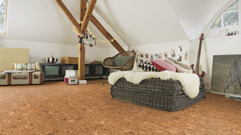 style cork flooring for home