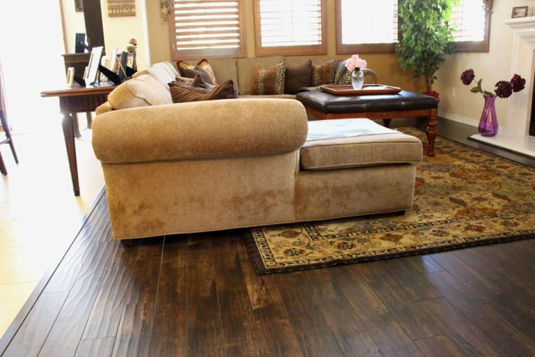 traditional hickory laminate flooring reviews