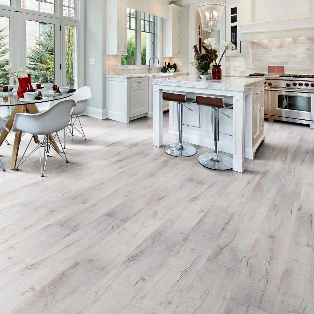 traditional white laminate flooring