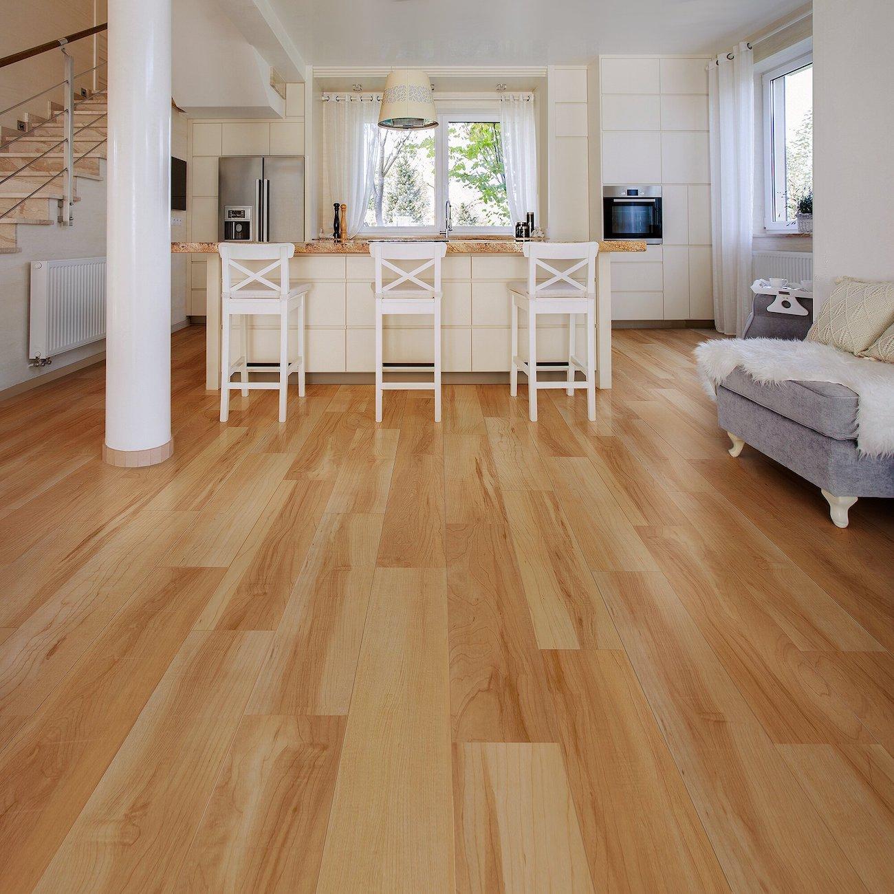Allure Ultra Oak Luxury Vinyl Plank Flooring