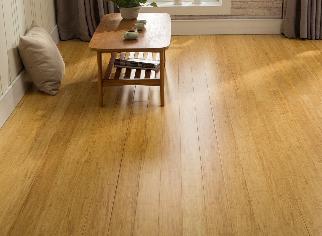 Bamboo Flooring Ideas and Inspiring