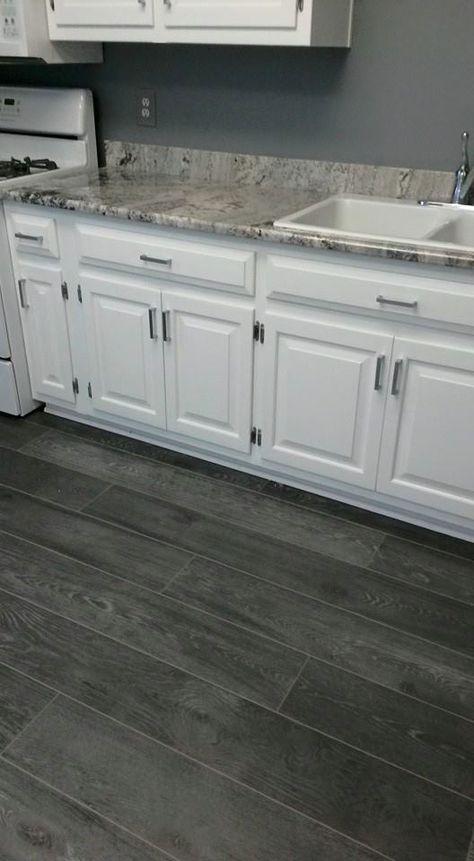 Black And Grey Laminate Flooring