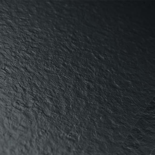 Black Shiny Vinyl Flooring