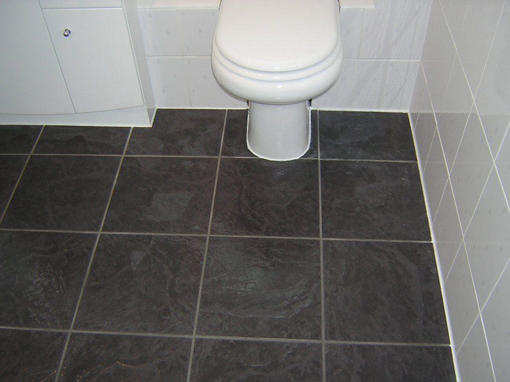 Black Vinyl Tile Flooring Ideas