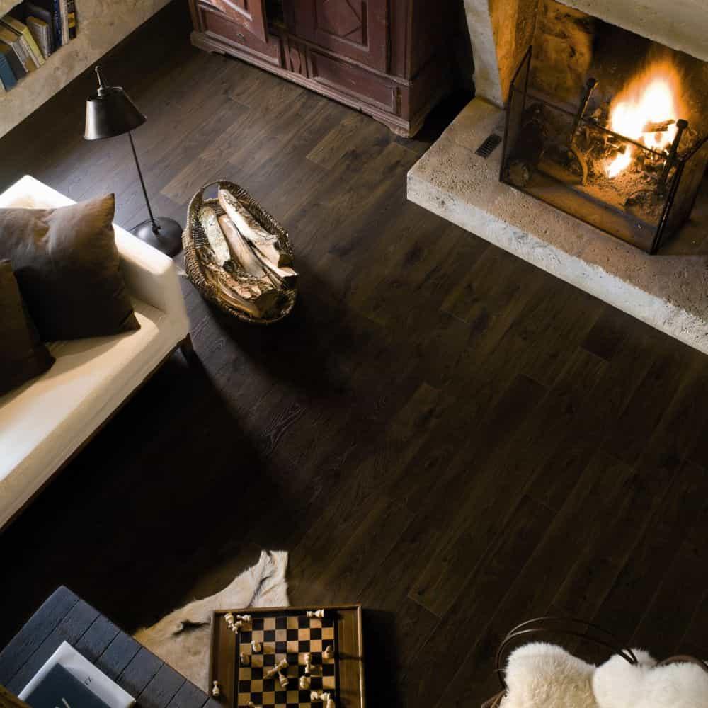 Dark Laminate Flooring Options to Match Your Room