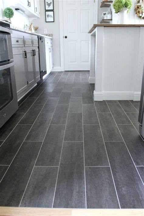 Grey Vinyl Tile Flooring Ideas