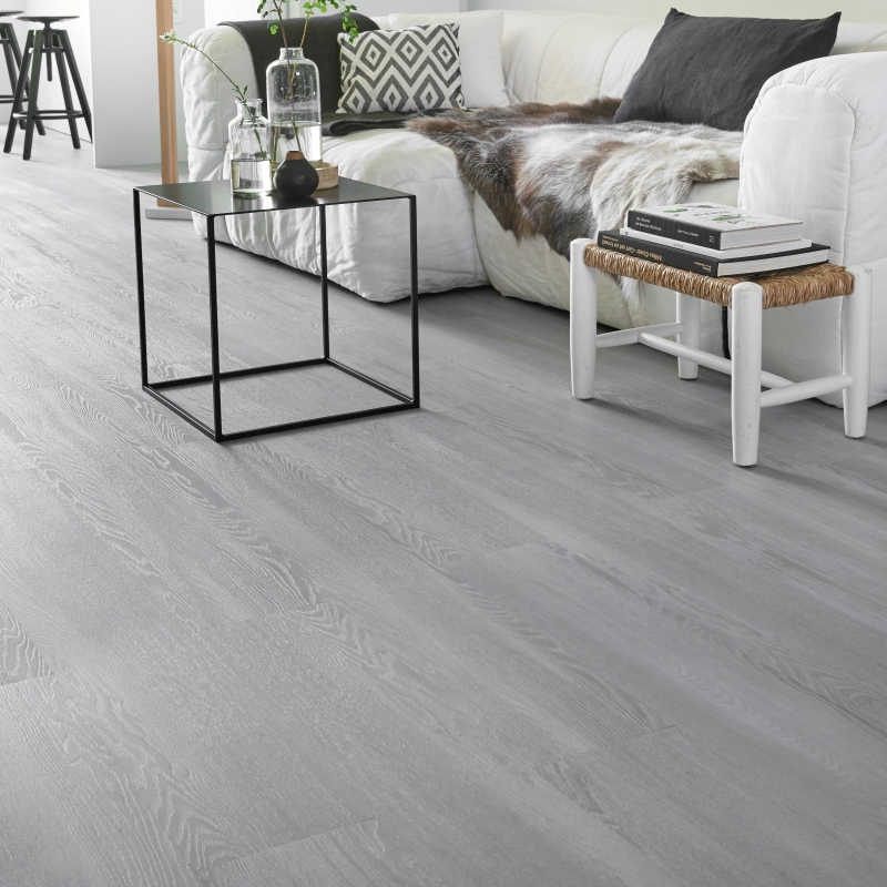 Kind of Grey Vinyl Flooring