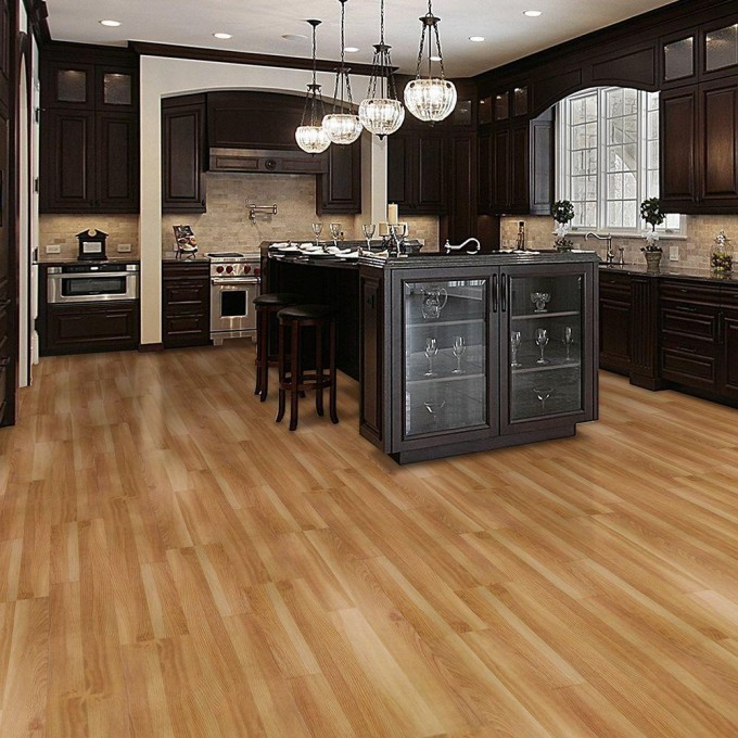 Kitchen Vinyl Flooring Ideas