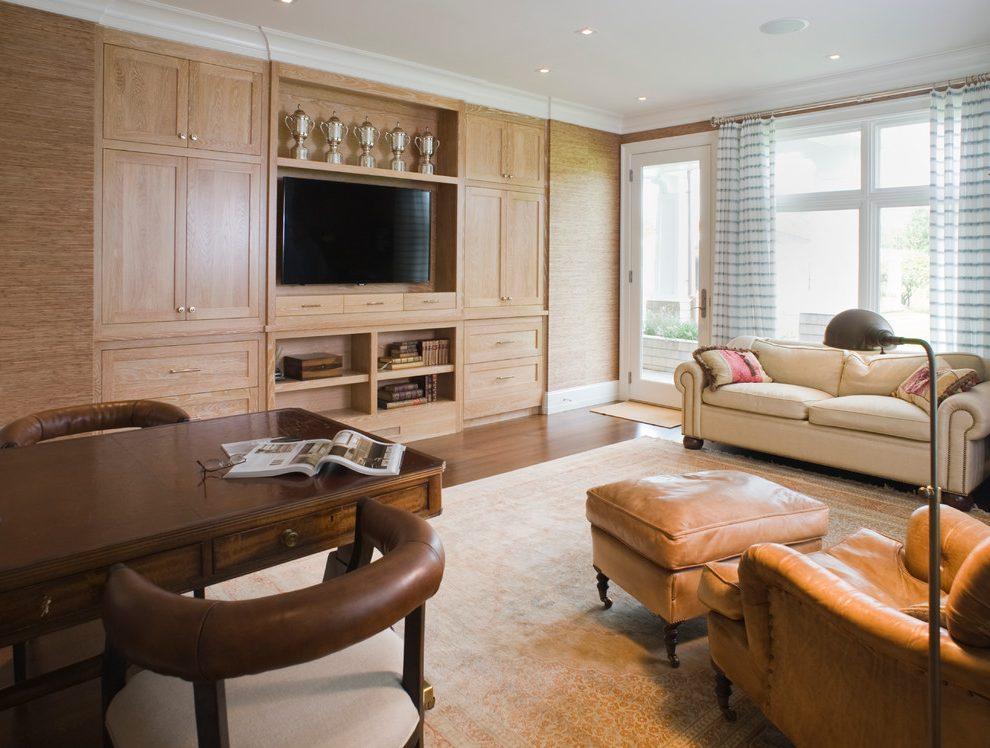 Living Room Bamboo Floors