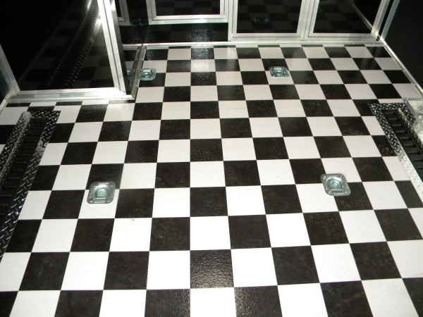 Patterned and Colors Vinyl Sheet Flooring
