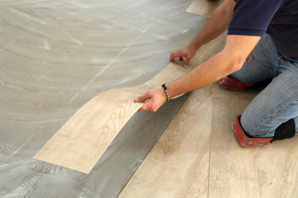 Types of Vinyl Flooring Installation