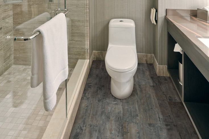 Vinyl Flooring for Bathroom