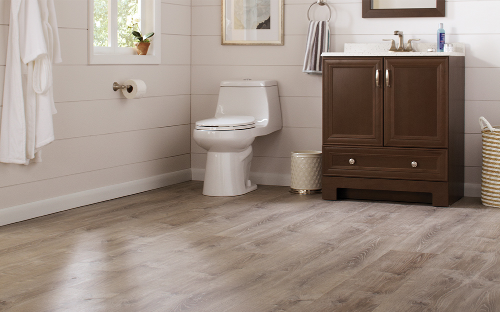 Vinyl Flooring Bathroom 2021 Best Ideas, Is Vinyl Plank Flooring Good For Bathrooms