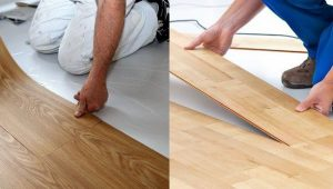 Vinyl vs Laminate Flooring