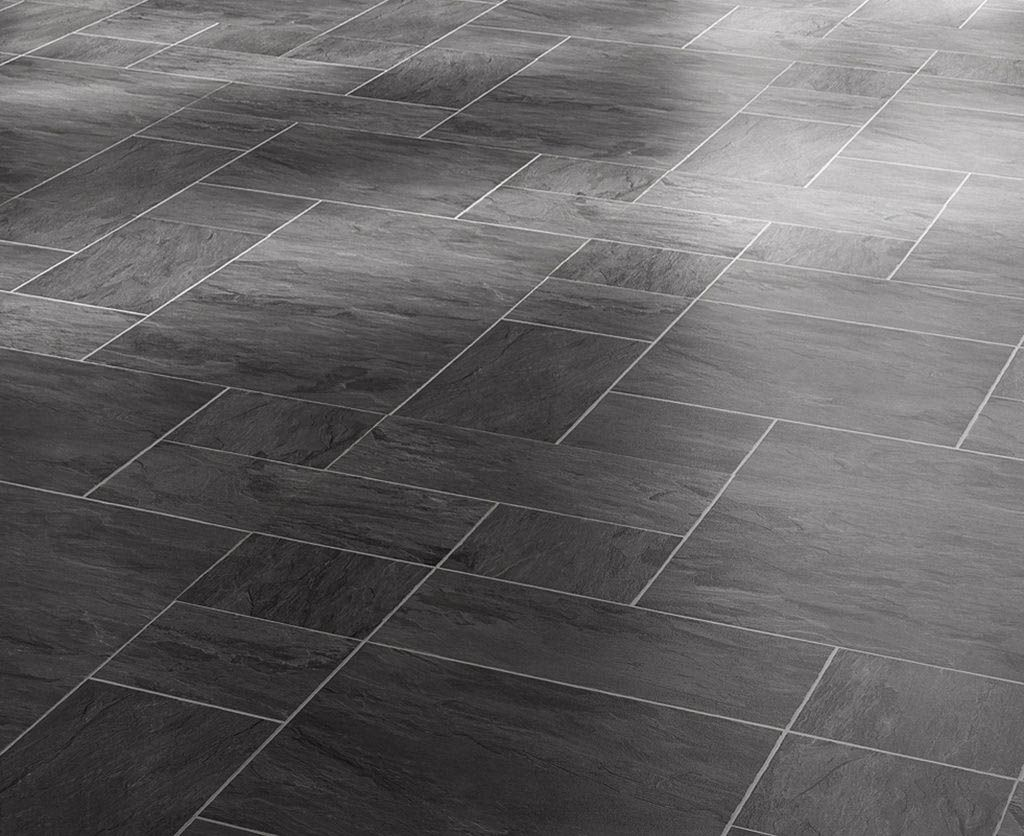 Waterproof Black Laminate Flooring