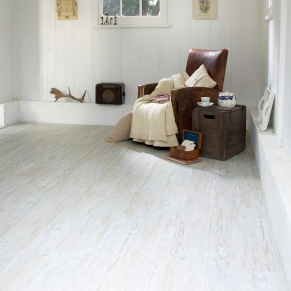 White Vinyl Plank Flooring Ideas