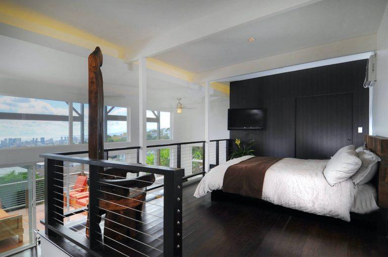 dark laminate flooring ideas for bedroom