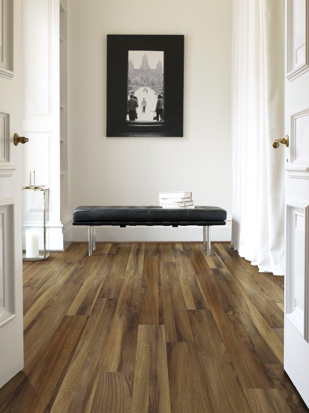 vinyl flooring durable