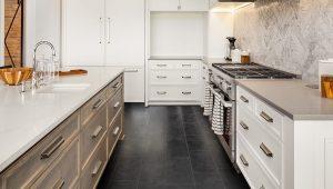 vinyl flooring kitchen reviews
