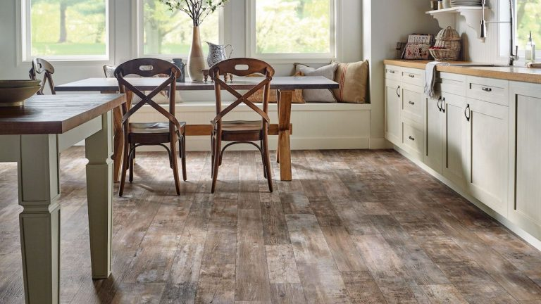 vinyl sheet flooring reviews