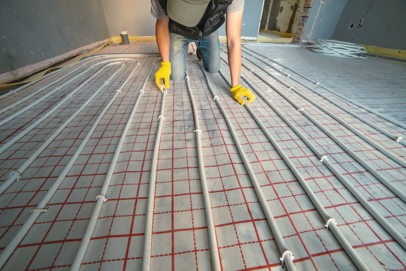 Best Flooring For Radiant Heating System