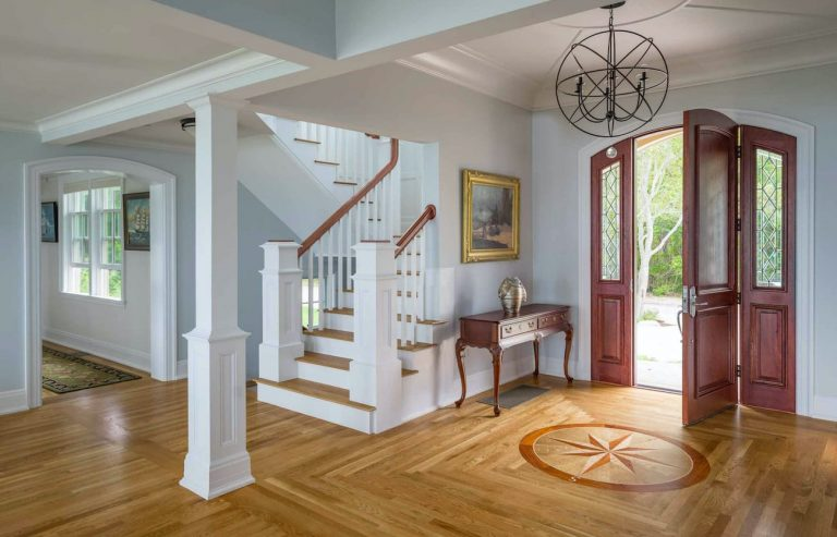 Flooring Ideas for Entryways